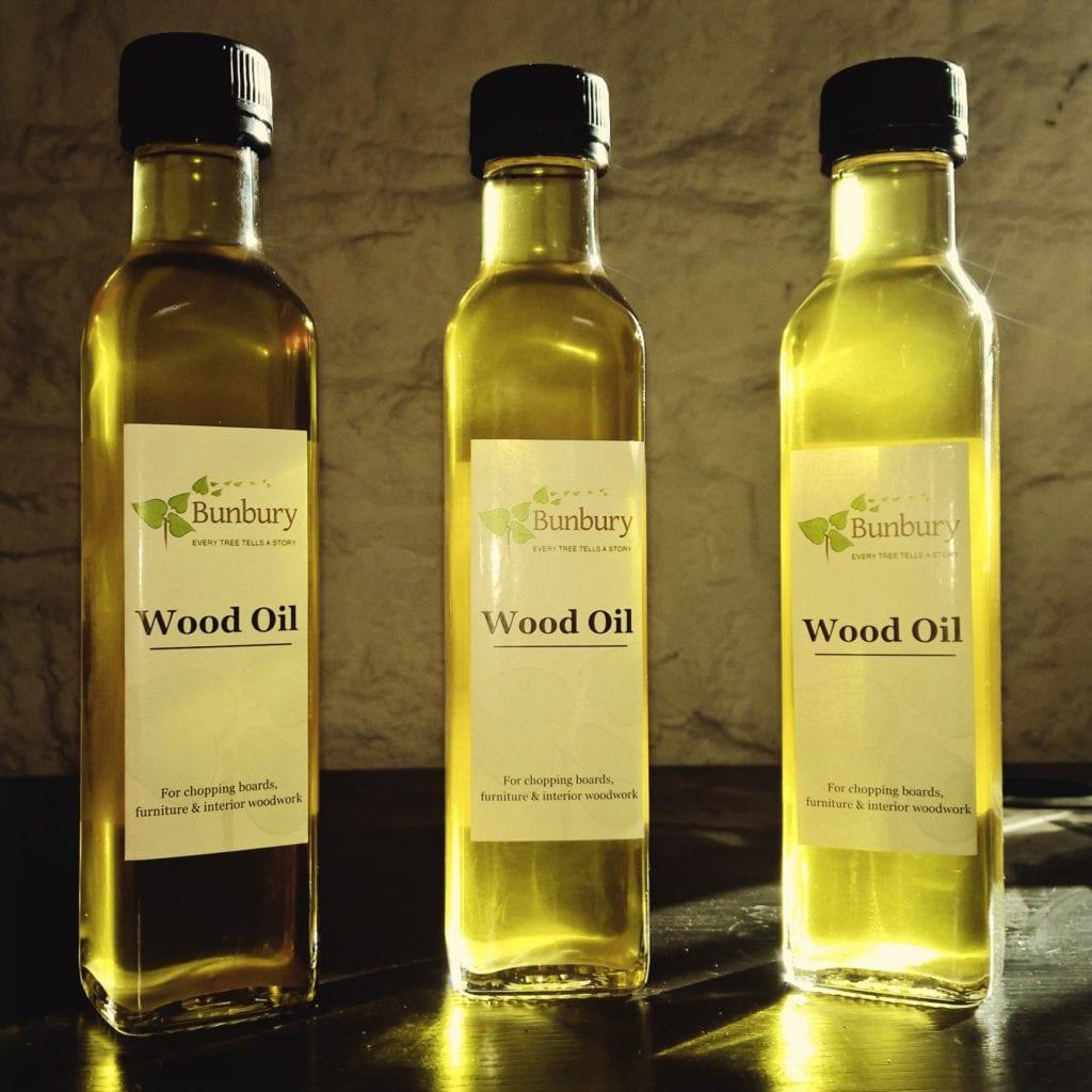 Bunbury Wood Oil